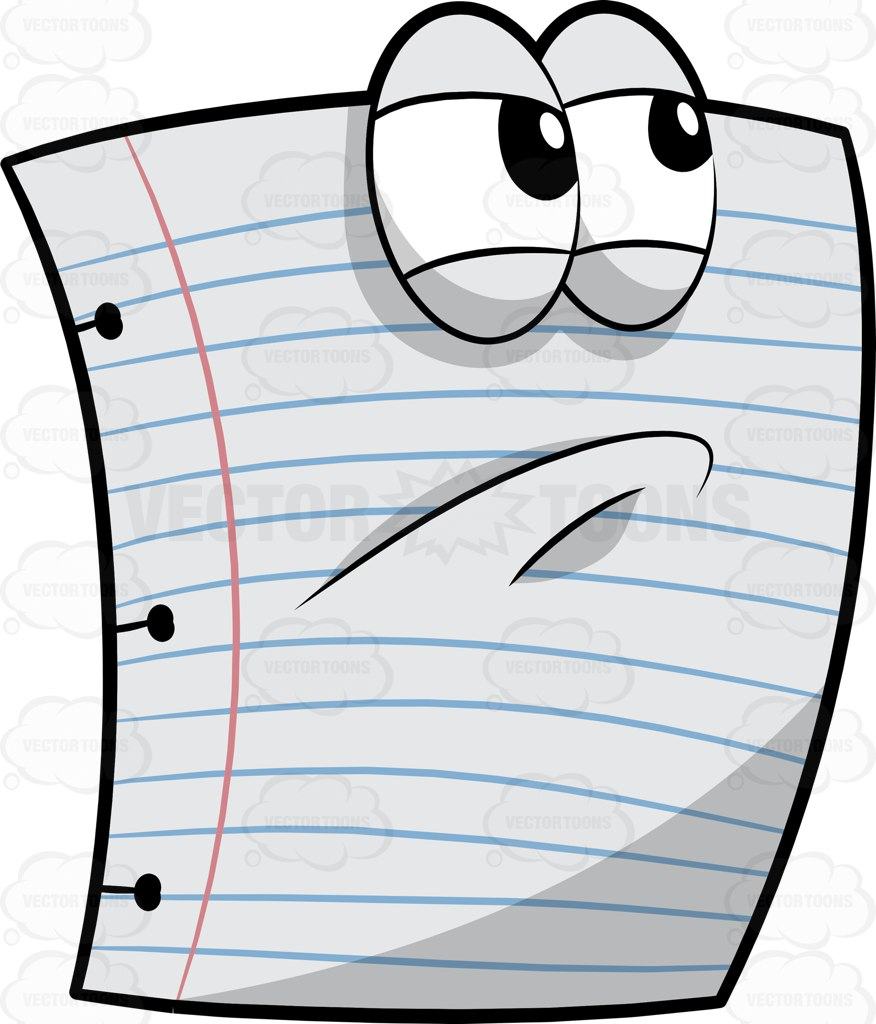 876x1024 Paper clipart animated