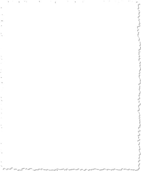 492x597 White Paper Edges Clip Art