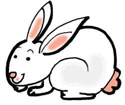 250x211 Top 73 Rabbit Clip Art