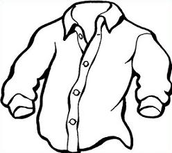 248x221 Shirt Clipart Formal Shirt