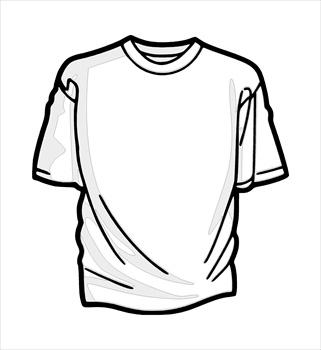 321x350 T Shirt Shirt Clip Art Template Free Clipart Images