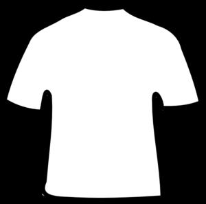 300x297 White Shirt Clip Art