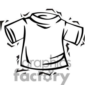 300x300 T Shirt Clip Art