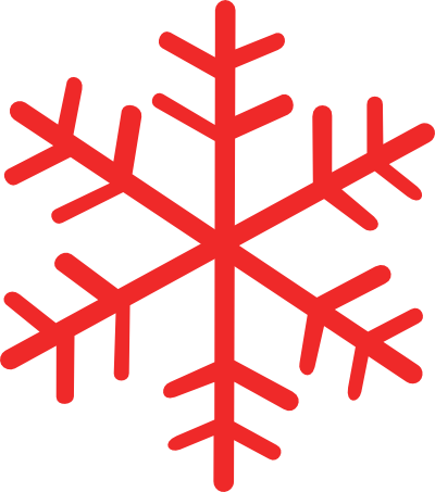 400x453 Snowflakes Clip Art 5 Snowflake Designs Snowflakes Images