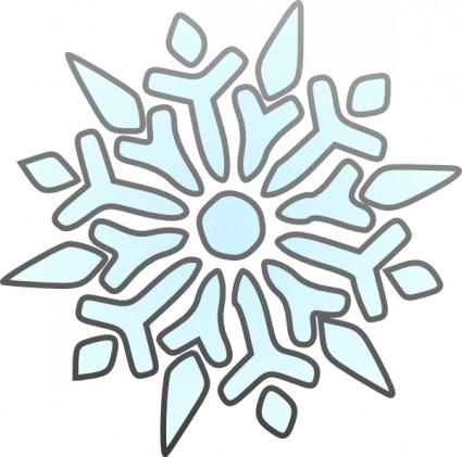 425x421 Xmas Snowflake Clipart, Explore Pictures