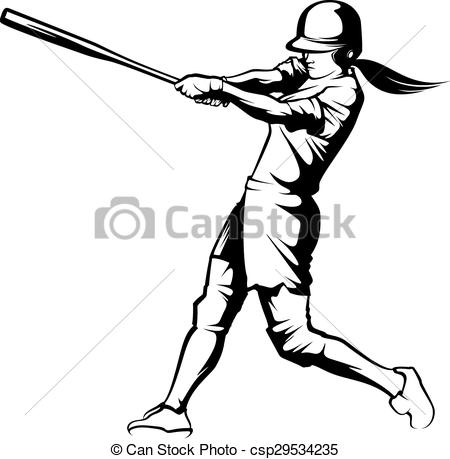 450x459 Batter Softball Clipart, Explore Pictures