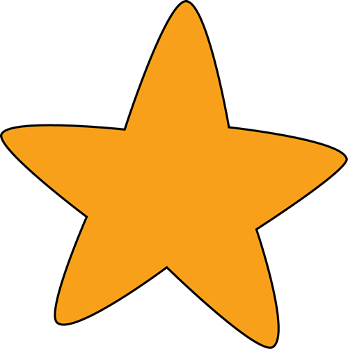 500x502 Star Clip Art Free Clipart Images 3