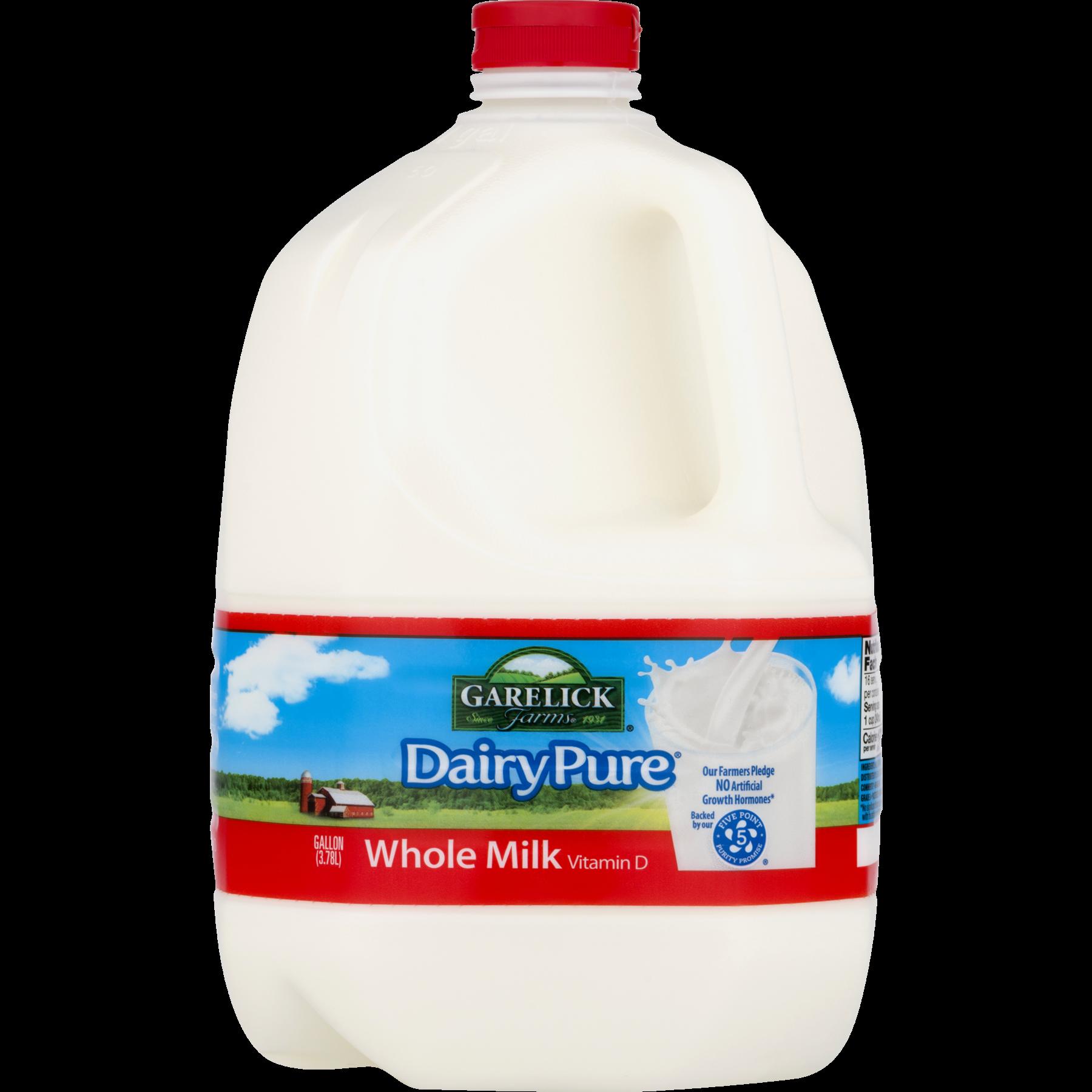 1800x1800 Dairy Pure Whole Milk, 1 Gallon