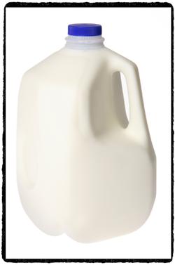250x377 Fat Free Milk 1 Gallon Clipart Panda