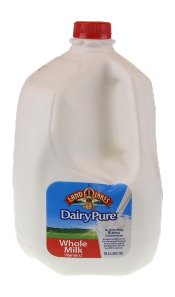 354x600 Land O Lakes Whole Milk Vitamin D Hy Vee Aisles Online Grocery
