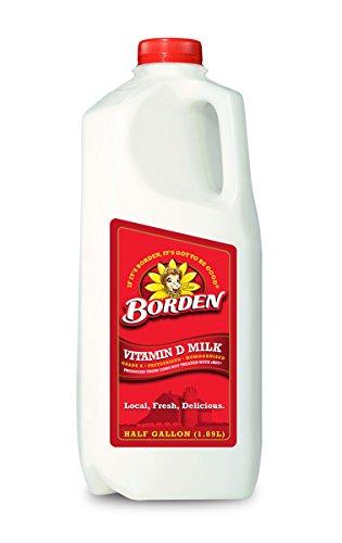 315x500 Borden, Whole Milk, Half Gallon, 64 Oz Grocery