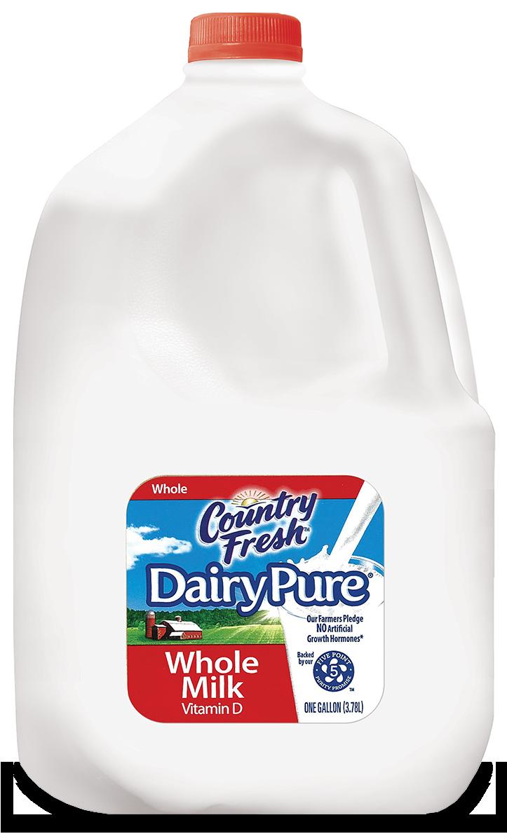 723x1190 White Milk Milk Products Dean's Dairy