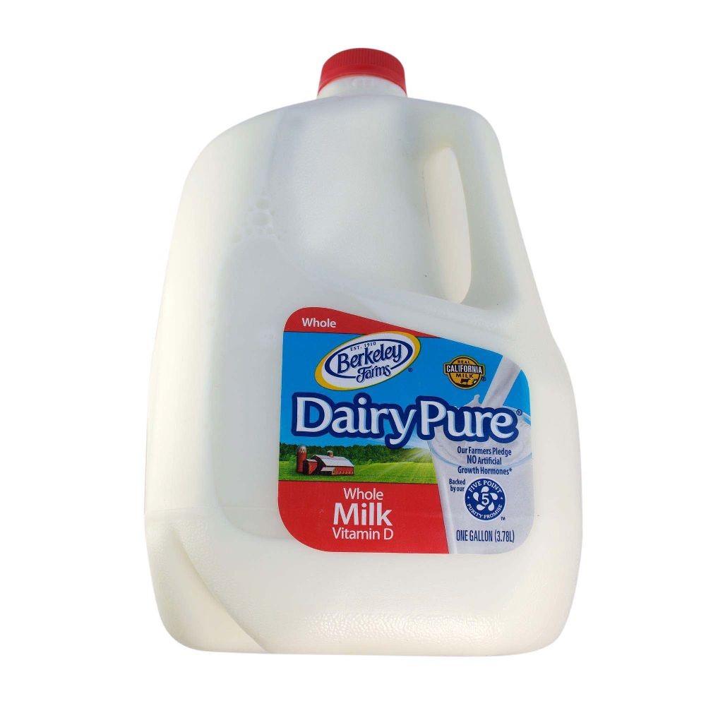1000x1000 Buy Online Berkeley Farms Whole Milk Dairy, Yogurt Amp Batter