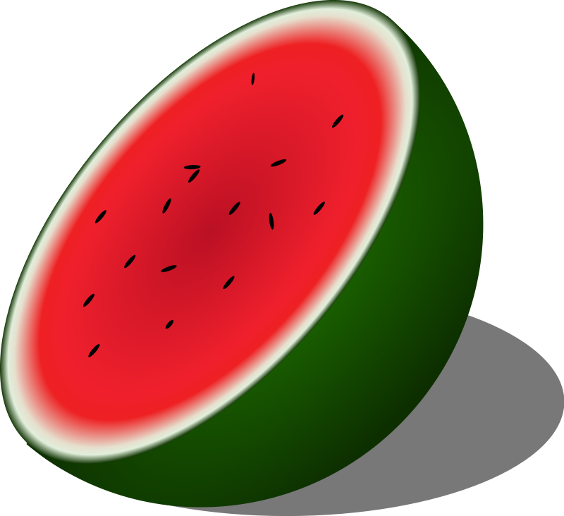 800x732 Free to Use amp Public Domain Watermelon Clip Art