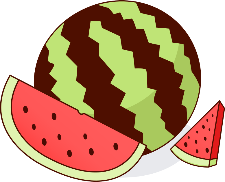 778x630 Watermelon clip art 5