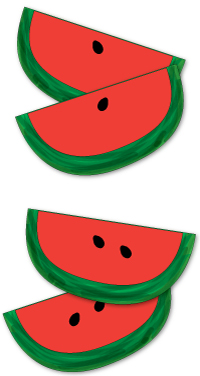 200x376 Wonderful Watermelons – FunShine Blog