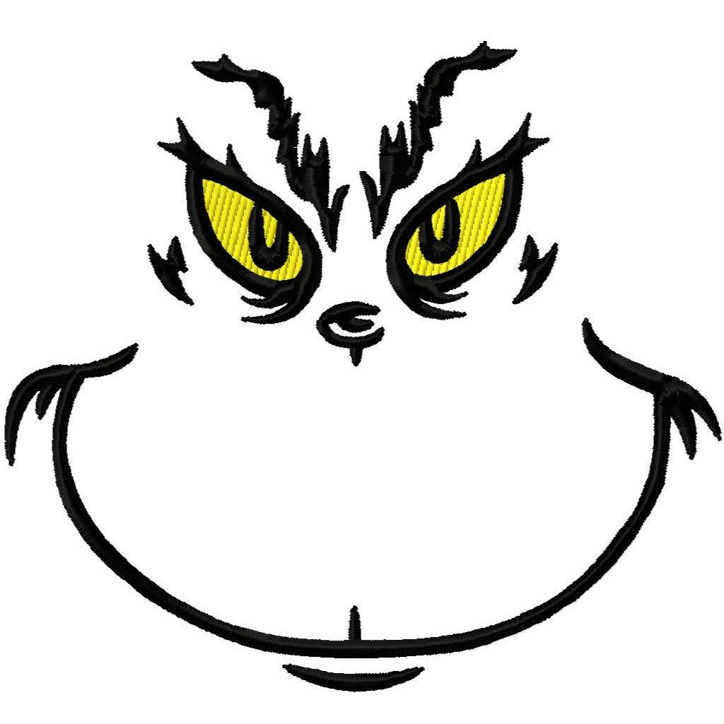 1024x1024 How To Draw The Grinch From Dr. Seuss With Easy Step By Step