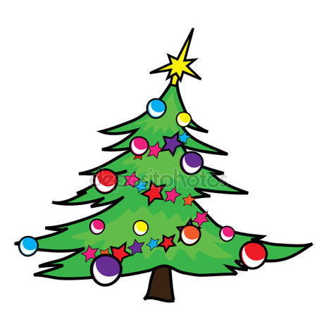 450x450 Whoville Christmas Tree Clip Art