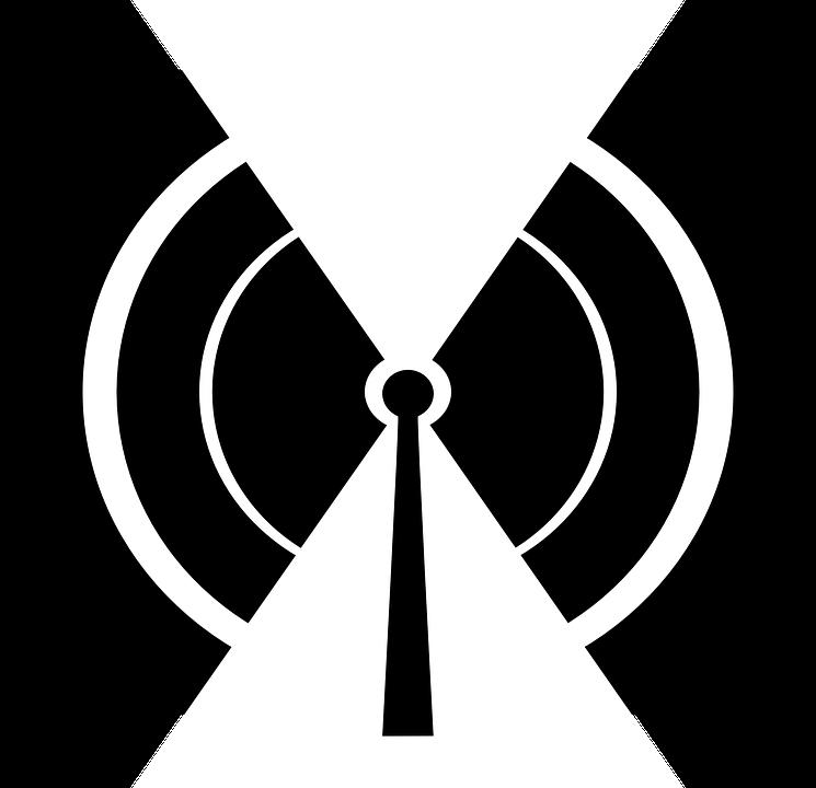 745x720 Wave Clipart Wifi