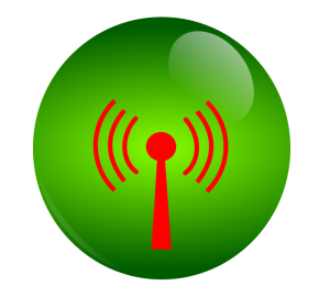 300x280 Wi Fi Signal Icons Clip Art Download
