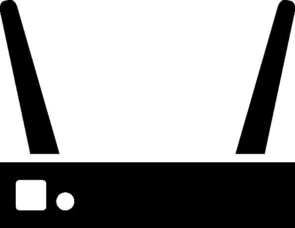 600x465 Wi Fi Router Icon Clip Art