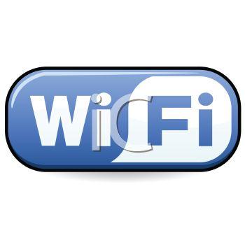 350x350 Wireless Internet Clipart