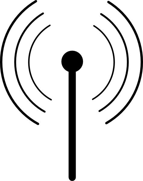 474x599 Wireless Wifi Symbol Clip Art Free Vector In Open Office Drawing