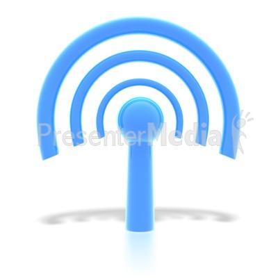 400x400 Wifi Wireless Internet Symbol