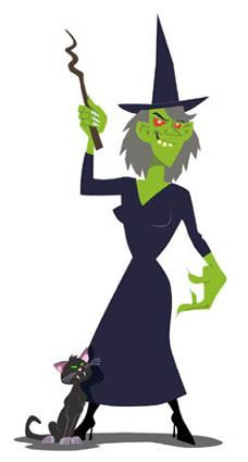 Wicked Witch Images