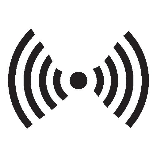 512x512 Wifi Logo