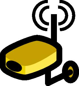 279x304 Wireless Clipart Wireless Wifi Symbol Clip