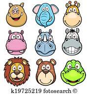 179x194 Wild Animals Clip Art Eps Images. 125,320 Wild Animals Clipart