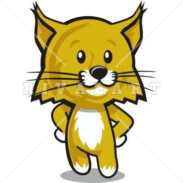 Wildcat Clipart Free Download On Clipartmag