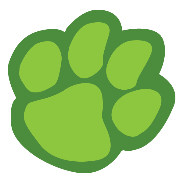600x600 Wildcat Clipart Lion Paw
