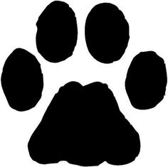 236x235 Dog Paw Print Silhouette Clip Art. Download Free Versions