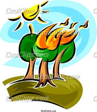 333x383 Fire In Forest Forest Clipart, Explore Pictures