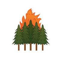 200x200 Icon Icons Transparent Isolated Disaster Disasters Fire Fires Burn