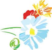 170x162 Wildflowers Clip Art