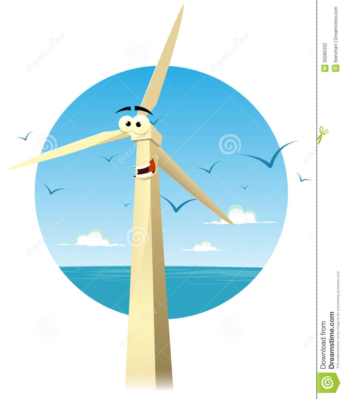 1122x1300 Wind Turbine Clipart Cartoon