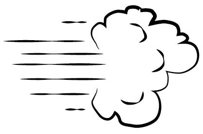 418x277 Cartoon March Wind Clipart Kid 3