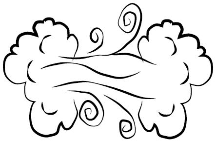 443x289 Wind Clip Art 3 Wind Clipart Fans