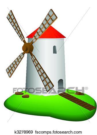 337x470 Wind Mill Clipart Illustrations. 3,323 Wind Mill Clip Art Vector