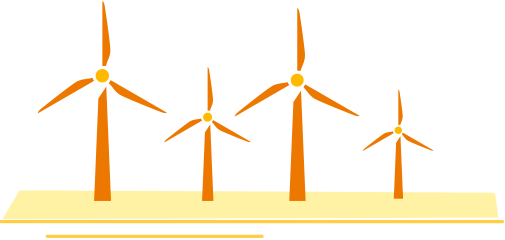 505x240 Wind Turbine Clipart Wind Power