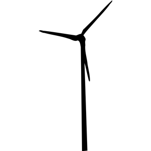 300x300 Wind Turbine Clipart Cliparts Of Free Download Wmf