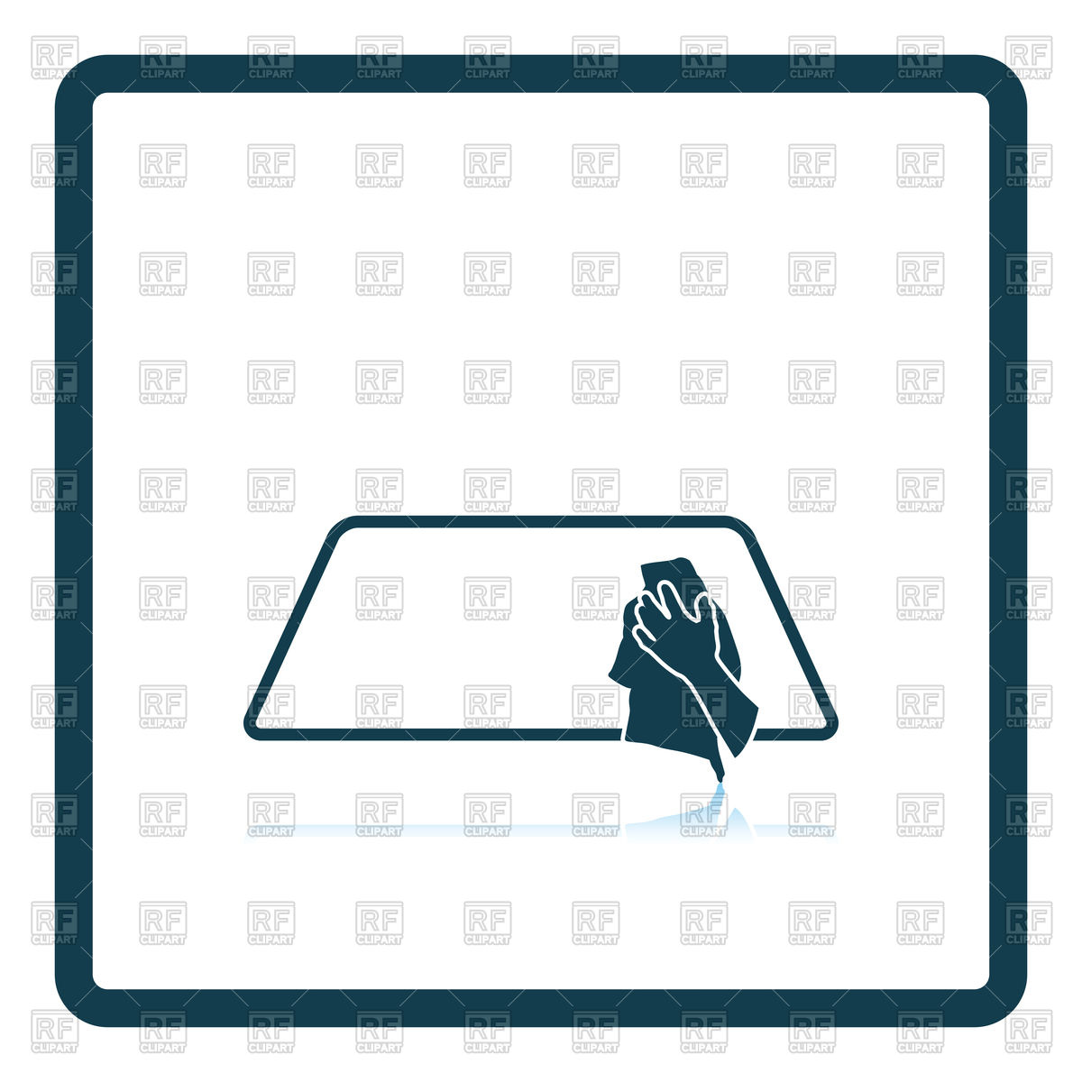 1200x1200 Layout, Arrange View And Window Simple Icons Royalty Free Vector