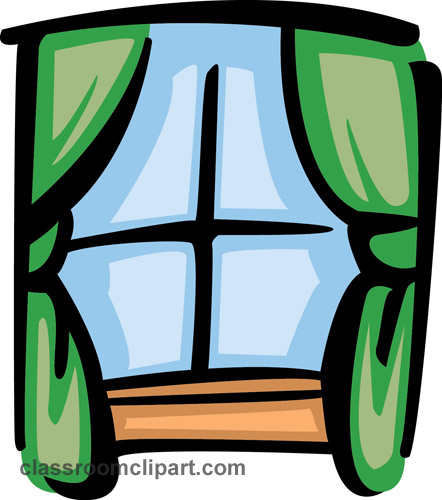 442x500 Windows Clipart Window View
