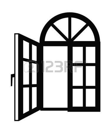 377x450 Windows Clipart House Windows