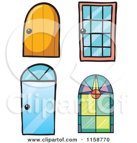 450x470 Windows Clipart Windows Door