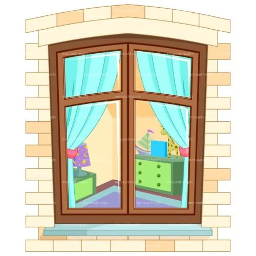 500x500 Windows Clipart House Windows
