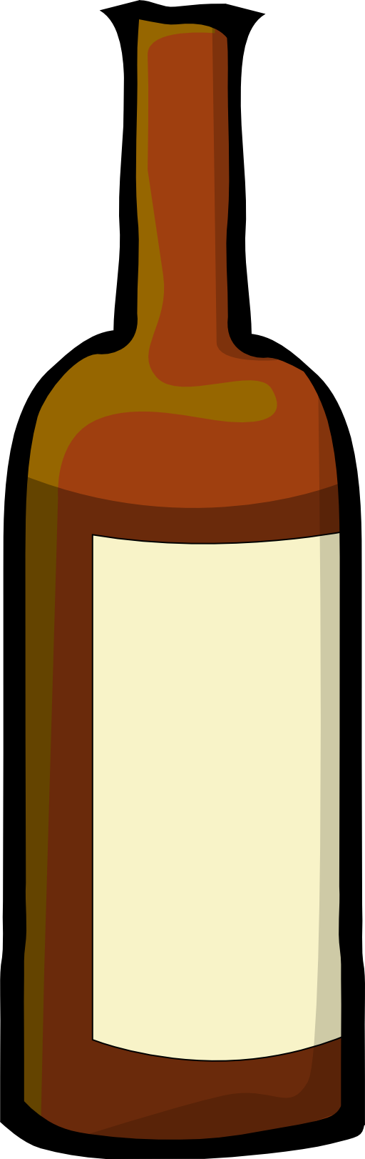 512x1622 Bottle Clipart, Suggestions For Bottle Clipart, Download Bottle